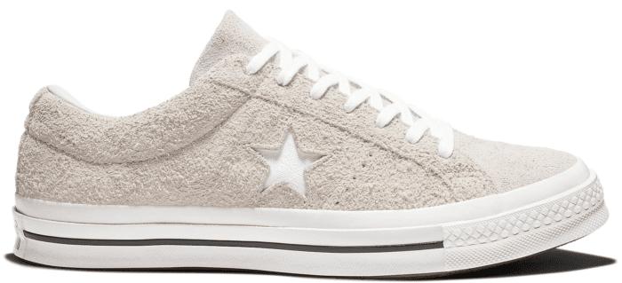 Converse One Star Ox Vintage White 161577C