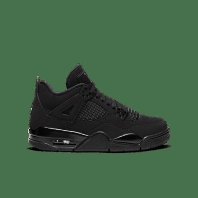 Jordan Air Jordan 4 Retro GS Black Cat  408452-010