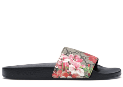 Gucci Slides Bloom Supreme 408508 KU200 8919