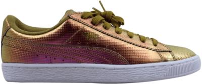 Puma Basket Classic Holographic Gold 362860-03