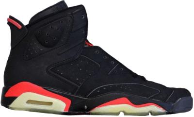 Jordan 6 OG Infrared Black (1991) 4391