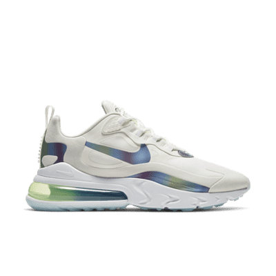 "Nike Air max 270 React ""White"" CT5064-100"