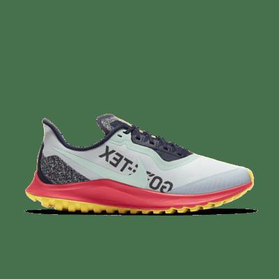 Nike Air Zoom Pegasus 36 Trail GORE-TEX Blauw CW2364-400