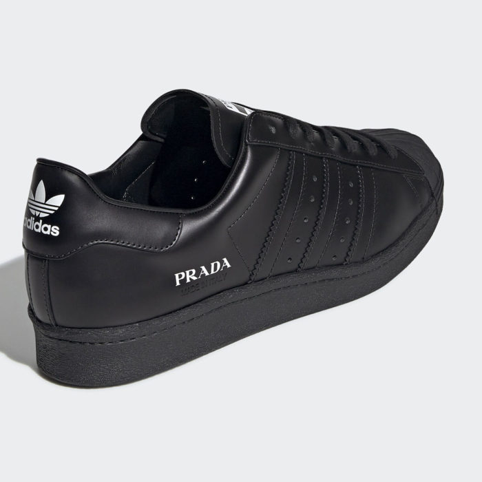 black black Adidas superstar