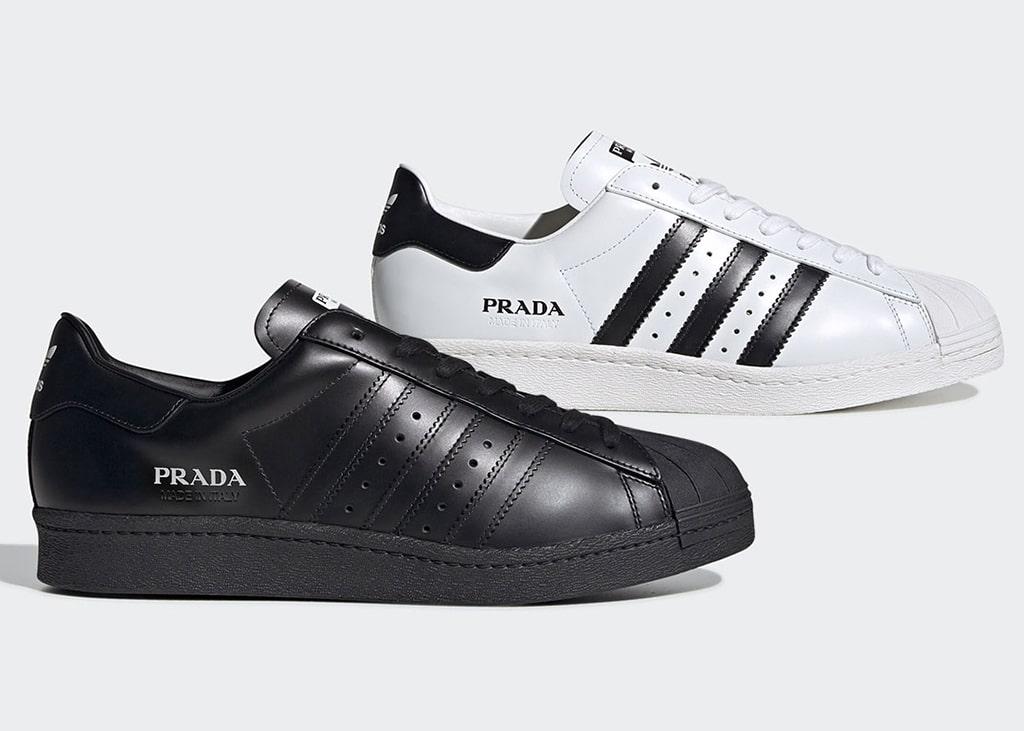 Prada en adidas brengen nóg twee colorways uit