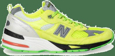 New Balance 991 x Aries Yellow M991AFL
