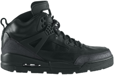 Jordan Spiz'ike Boot Black Anthracite 375356-001