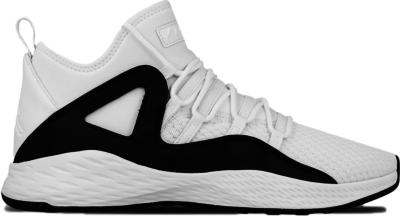 Jordan Formula 23 White Black 881465-100