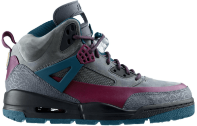Jordan Spiz'ike Boot Flint Grey 375356-061