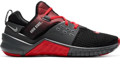 Nike Free X Metcon 2 Ohio State CQ8646-001
