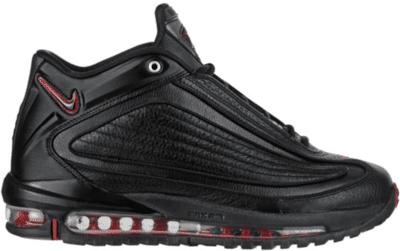 Nike Air Griffey Max GD 2 Black Varsity Red (2010) 395917-007/395917-001