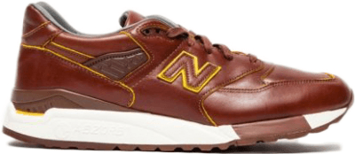 New Balance 998 Horween Leather M998DW
