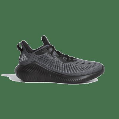 adidas alphabounce+ J Core Black EF0944