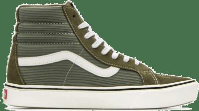Vans UA ComfyCush SK8-Hi (Rip Cord) Green  VN0A3WMCVX31