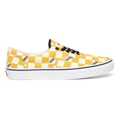 Vans Era 'Big Check Yolk Yellow' Yellow VN0A4U39WYT