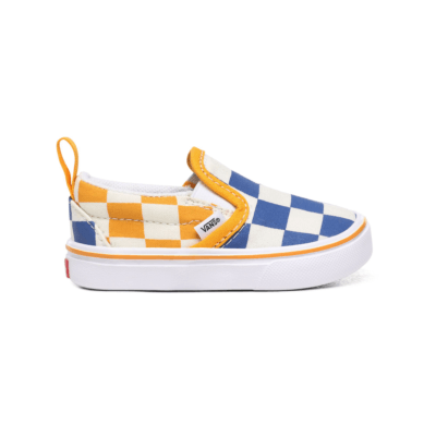 VANS Big Checker Comfycush Slip-on V Voor Peuters  VN0A4U37WIV