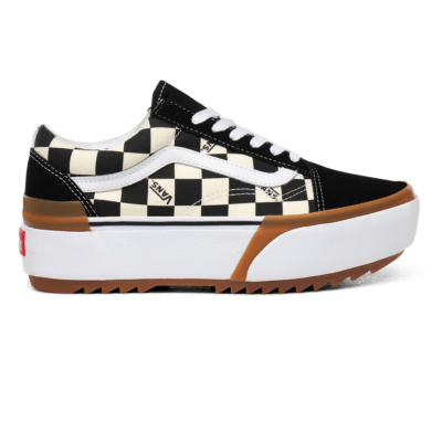 VANS Checkerboard Old Skool Stacked  VN0A4U15VLV