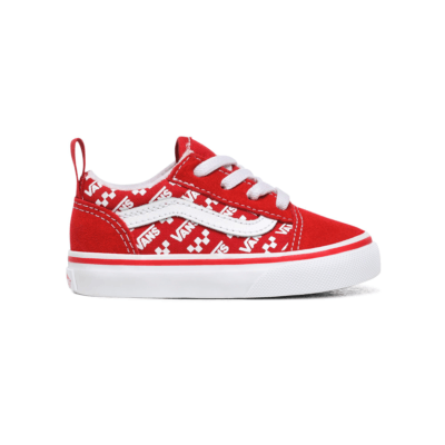 Vans Old Skool Elastic Lace Red VN0A4TZOW35