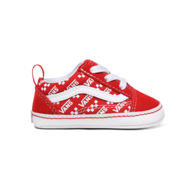 VANS Logo Repeat Old Skool Crib Voor Baby's  VN0A4P3TW35
