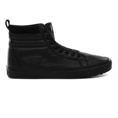 Vans Sk8-Hi MTE Leather 'Black' Black VN0A4BV7XKN