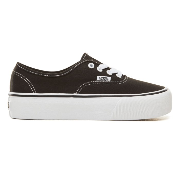 Vans Ua Authentic Platform Black VN0A3AV8BLK