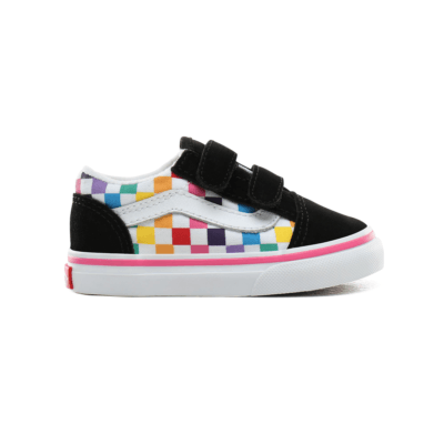 VANS Checkerboard Old Skool V Voor Peuters  VN0A38JNU09