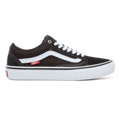 Vans Old Skool Pro Black White VN000ZD4Y28