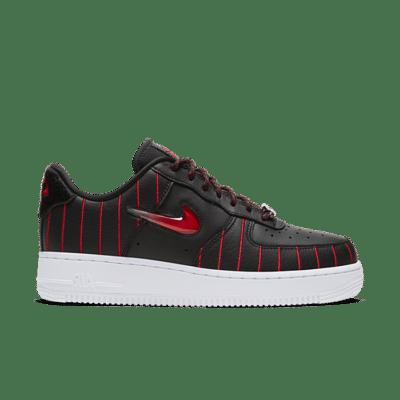 """Nike WMNS AIR FORCE 1 JEWEL QS """"BLACK"""" CU6359-001"""