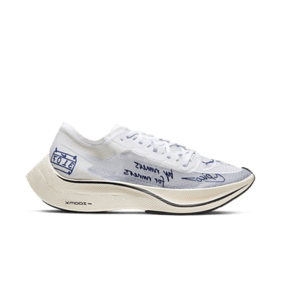 Nike ZoomX VaporFly Next% Blue Ribbon Sports CU4844-100