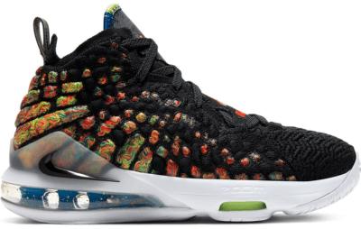 Nike LeBron 17 James Gang (GS) BQ5594-005