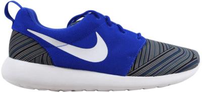 Nike Roshe One Print Racer Blue 655206-416