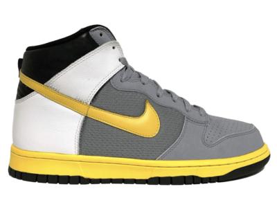 Nike Dunk High Premium Stealth Varsity Maize 306968-072