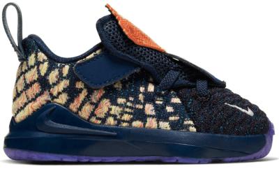 Nike LeBron 17 Monstars (TD) CW1039-400