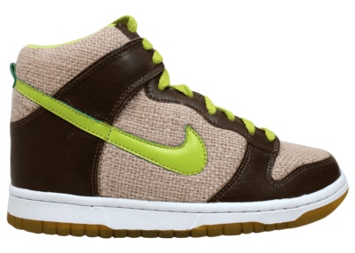 Nike Dunk High Shrek (GS) 308319-231