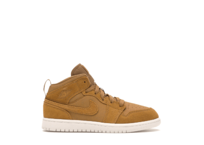 Jordan 1 Retro Mid Golden Harvest (PS) 640734-725