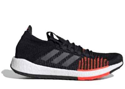 adidas Pulseboost HD Core Black FU7333