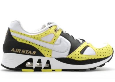 Nike Air Stab White Voltage Yellow 2007 315841-111