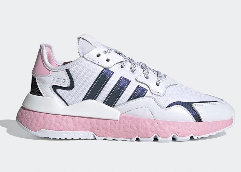 adidas Nite Jogger True Pink aangekondigd, mét reflectoren