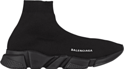 Balenciaga Speed Trainer Black 2019 530353 W05G9 1000