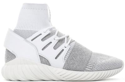 adidas Tubular Doom White Grey BY3553
