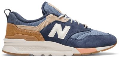 New Balance 997H Navy Workwear Brown CM997HAK