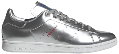 Adidas Stan Smith Silver Metallic  FW5363