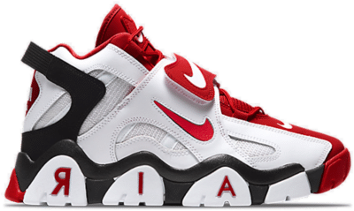 "Nike Air Barrage Mid ""Red"" AT7847-102"