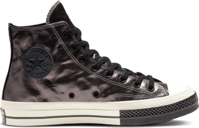Converse Chuck 70 Flight School Leather High Top Black 165049C