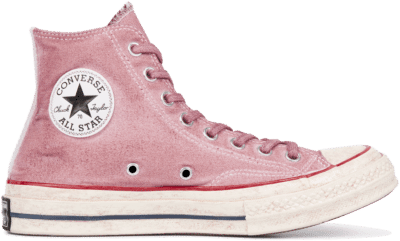Converse Chuck 70 Strawberry Dyed High Top White 164508C