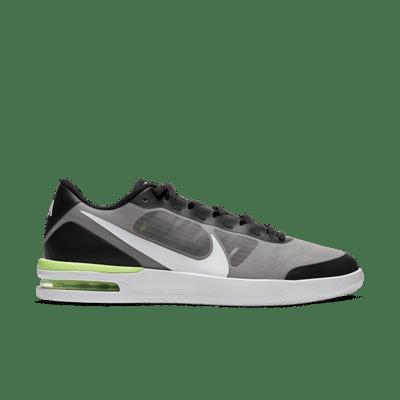 NikeCourt Air Max Vapor Wing MS Zwart BQ0129-007