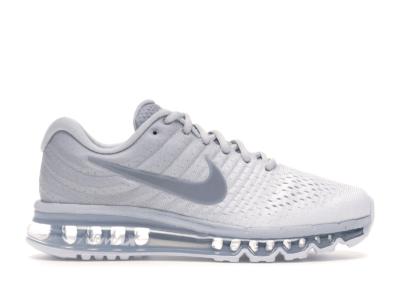 Nike Air Max 2017 Pure Platinum Wolf Grey (W) 849560-009