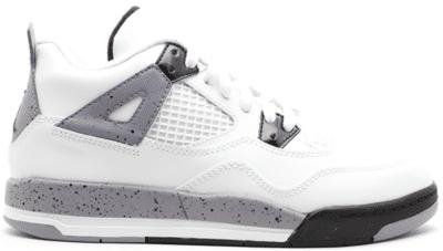 Jordan 4 Retro White Cement 2012 (PS) 308499-103
