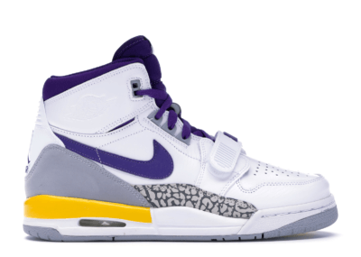 Jordan Legacy 312 Lakers (GS) AT4040-157