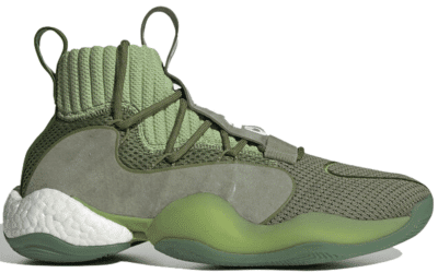 adidas Crazy BYW PRD Pharrell 'Now is Her Time' Green EG7729